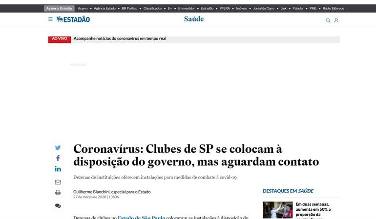 4-Coronavirus-Clubes-de-SP-se-colocam-a-disposicao-do-governo-mas-aguardam-contato